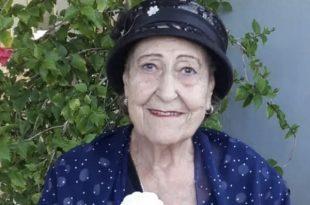מארי נחמיאס (צילום עצמי)