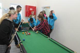 מועדון הנוער החדש שנחנך השבוע (צילום דוברות העירייה)