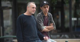 מני אסייג ומוחמד נעמה | צילום: דורון גולן