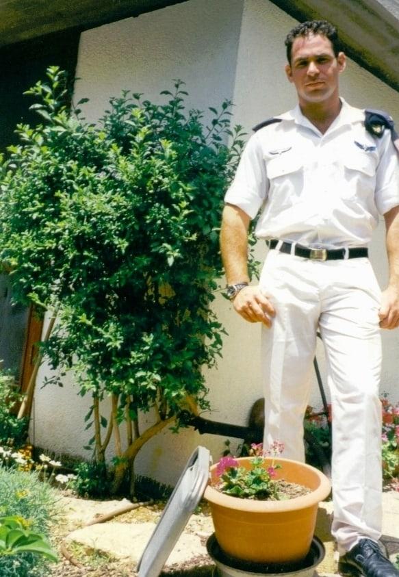 ניר קריצ'מן. צילום באדיבות המשפחה