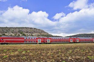 רכבת, צילם רכבת ישראל