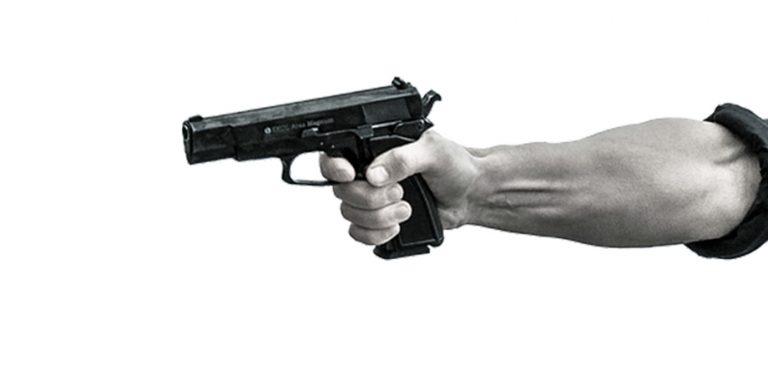 ירי (תמונת אילוסטרציה)