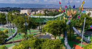 גן פיקאסו החדש | צילום: דוברות העירייה