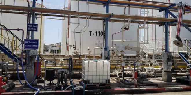 מפעל דור כימיקלים | צילום: המשרד להגנת הסביבה