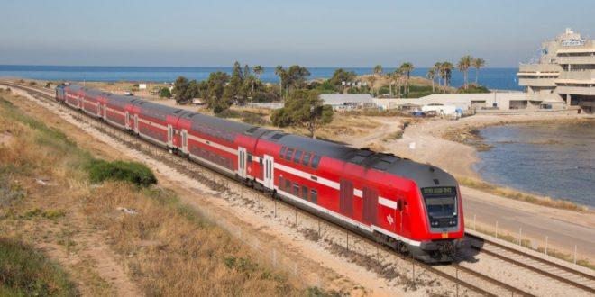 """""""העומסים לא ייעלמו לחלוטין""""   צילום: דוברות רכבת ישראל"""