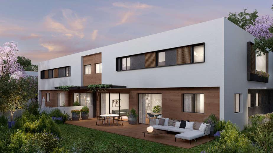 היתר בניה לפרוייקט מגורים חדש בפרדסיה