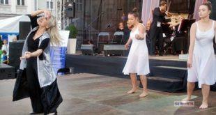 רותי פרדס בקונצרט בקמפנו | צילום: באדיבות משפחת תוויאור