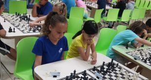 שחמט בקרית ים | צילום: דוברות העירייה