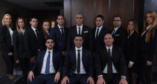 צוות משרד עורכי הדין ונוטריון אושרי שלוש צילום: קמליה