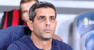 בזכותו הפועל חיפה נשארה בליגה. שרון מימר | צילום: אדריאן הרבשטיין