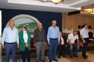חוגגים באל-באשא