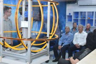 הנדסת חלל ברוגוזין | צילום: רפי עשור