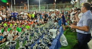 170 משחקים, 700 ילדים ובני נוער | צילום: דוברות עיריית קרית ביאליק