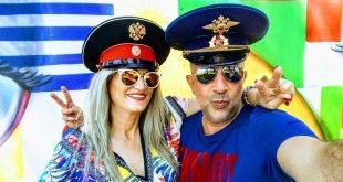 איתן ועדי קיסרי במוסקבה (צילום עצמי)