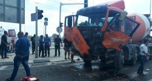 התאונה ליד אפק | צילום: דוברות איחוד הצלה