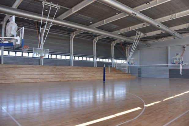 מונגש לנכים ובעיצוב חדשני. אולם הספורט החדש בגבעת אלונים | צילום דוברות העירייה