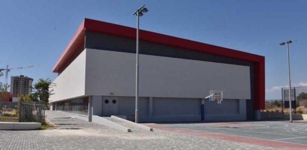 אולם הספורט החדש בגבעת אלונים | צילום דוברות העירייה