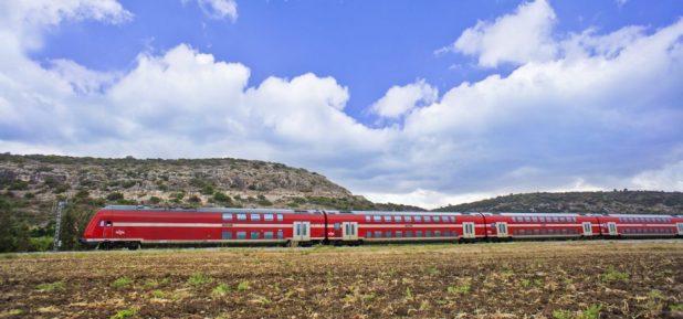 (צילום: רכבת ישראל)