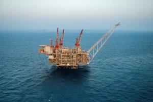 אסדת הגז לוויתן | אסדת לוויתן (צילום: אלבטרוס)