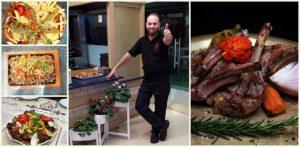 מסעדת איכות של בשרים, דגים ומאכלי ים. המטעמים של ערוזנא | צילומים: יח
