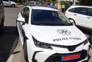 משטרת ישראל | צילום דוברות המשטרה