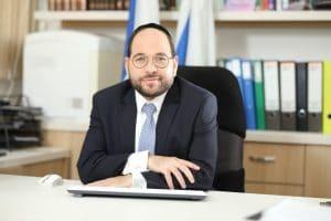 הרב בנצי נורדמן. צילום: אבי רביבו