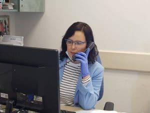 אירנה אפרימוביץ, מומחית ברפואת משפחה מכבי