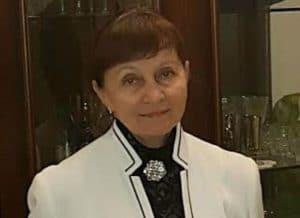 גלינה לויטין (צילום עצמי)