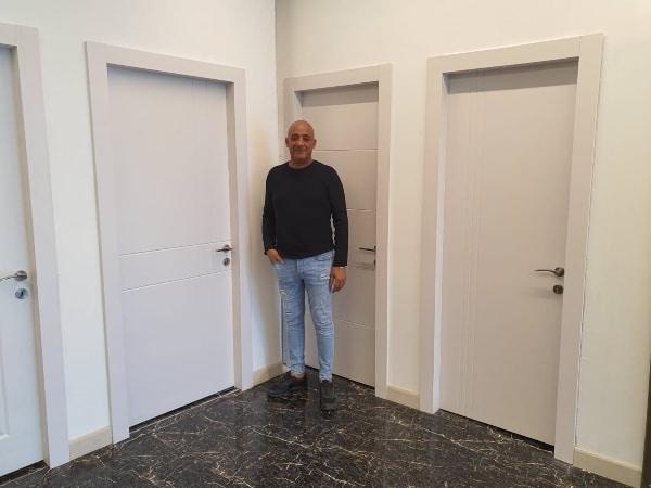 אשר בן שטרית מזמין אתכם לקנות בנוי DOORS - דלתות פנים מעוצבות | צילום: ליאור מרקדו