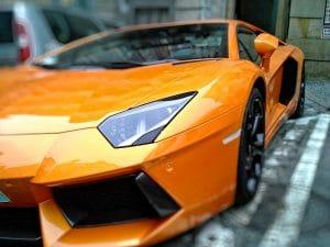 אירוע הרכב אוטומוטור עובר לקיץ - מכונית מסוג למבורגיני. צילום: pixabay