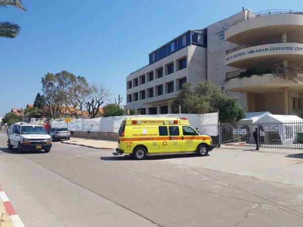 בית חולים לניאדו | צילום: דוברות בית החולים