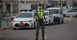 מהבוקר - מבצע אכיפה רחב היקף לבלימת נגיף הקורונה | צילום: משטרת ישראל