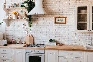 מטבח סגור תמונה : pexels