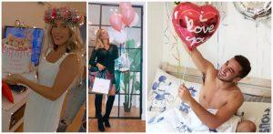 קים קונקשנ'ס חוגגת יום הולדת עם יהודה אבן צור, זאזא כהן ושרון שבת | צילומים: עצמיים