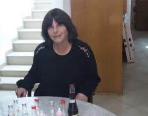 נכנס יין, יצא ילד, הרבנית זלטה הרצל (צילום עצמי)