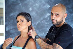 מעצב השיער רמי בליך ממעלות | צילום פרטי