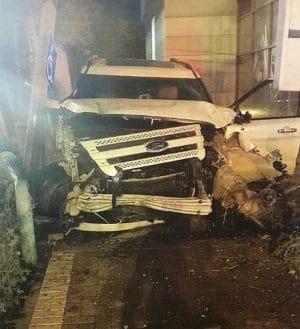הרכב הגנוב | צילום: דוברות המשטרה