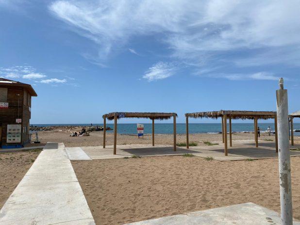 מרחק הליכה מחוף הים - מגרש למכירה בשבי ציון | צילום: משי ראובן