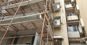 """חיזוק מבנים במסגרת תמ""""א 38   צילום: shutterstock"""