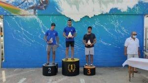 שלושת המנצחים מנהריה | צילום: גל קלרפלד
