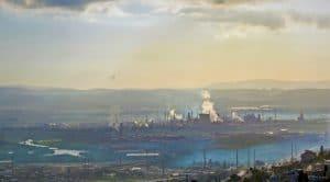 האם מפרץ חיפה יהפוך ממוקד סיכון לאזור עם תעשיות ירוקות? | צילום: shutterstock