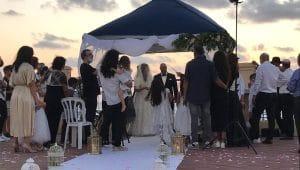 חתונה נהריינית   צילום: טליה בן אלישע