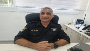 סגן ניצב יגאל בן לולו | צילום: איילת קדם
