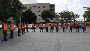 פיקוד העורף | צילום: דוברות העירייה