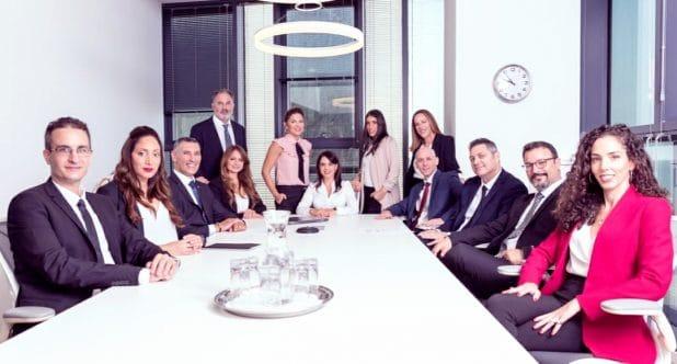 קבוצת נטוורקינג למשרדי עורכי דין. HPL   צילום: עצמי