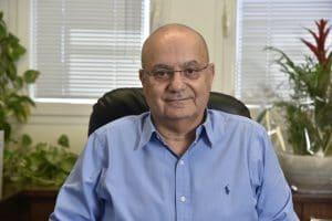 דוקטור מרדכי דיין , מנהל כללית מחוז צפון. צילום: דוברות