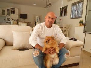 יגאל רובין השבוע \ צילום: איילת קדם