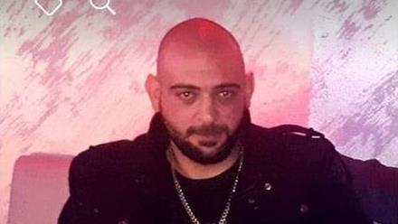 החשוד ברצח, מרואן סמרי   צילום: דף הפייסבוק