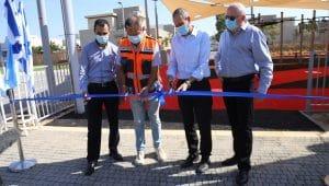 פארק אמת המים נפתח לראשונה בעכו | צילום: דוברות עיריית עכו
