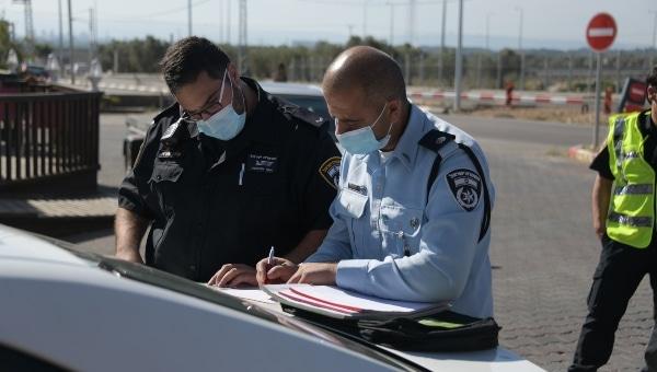 אכיפה מוגברת \ צילום: משטרת ישראל